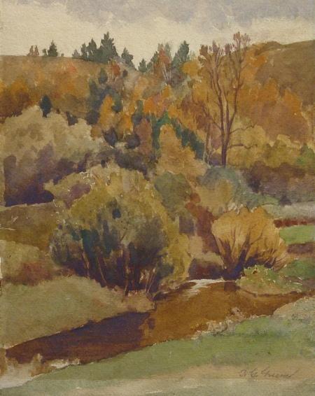 Thomas Garland Greene - Black Creek