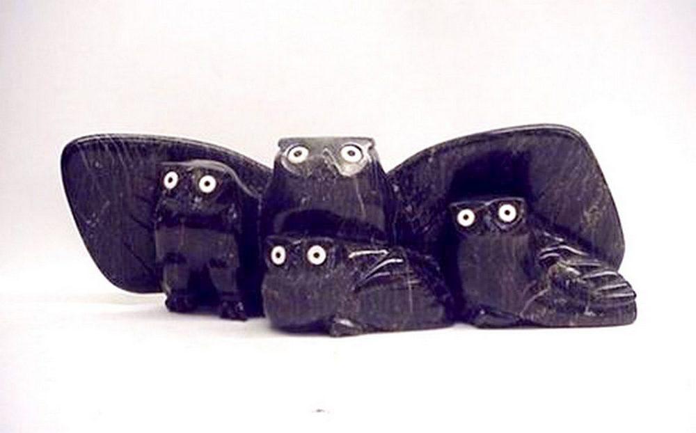 Joanasie Manning - Owls