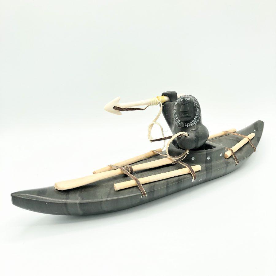 Peter Iqaluq - Hunter and Kayak