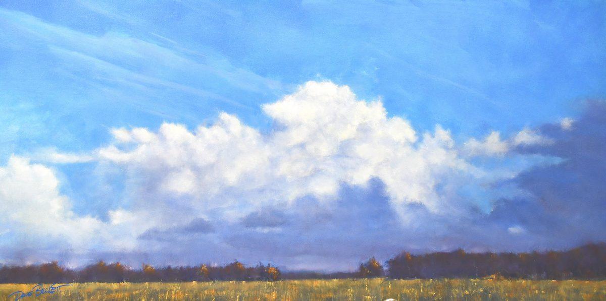 Dave Beckett - Azure Skies