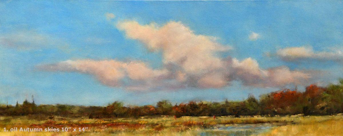 Dave Beckett - Autumn Sky