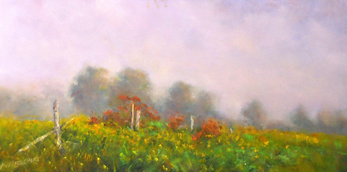 Dave Beckett - Misty Meadow