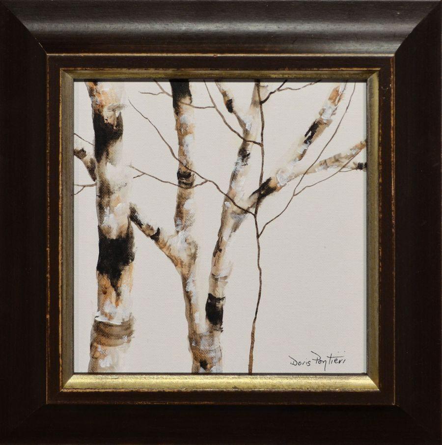 Doris Pontieri - Birches I
