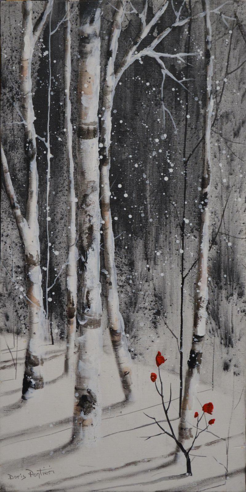 Doris Pontieri - Birches