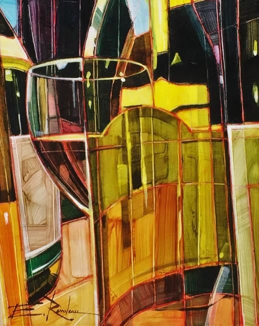 Eric Ranveau - The Glass in the Bar