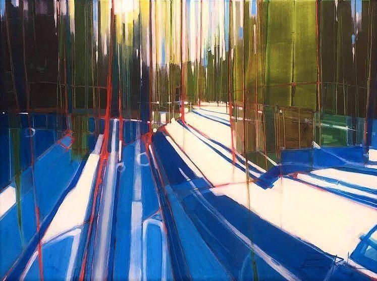 Eric Ranveau - Winter Sun