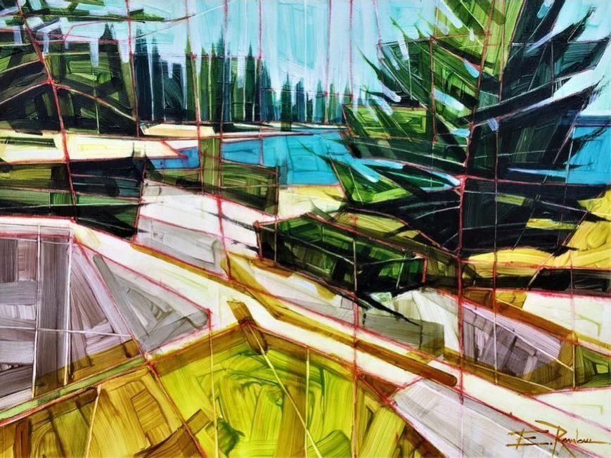 Eric Ranveau - The Georgian Bay in Summer