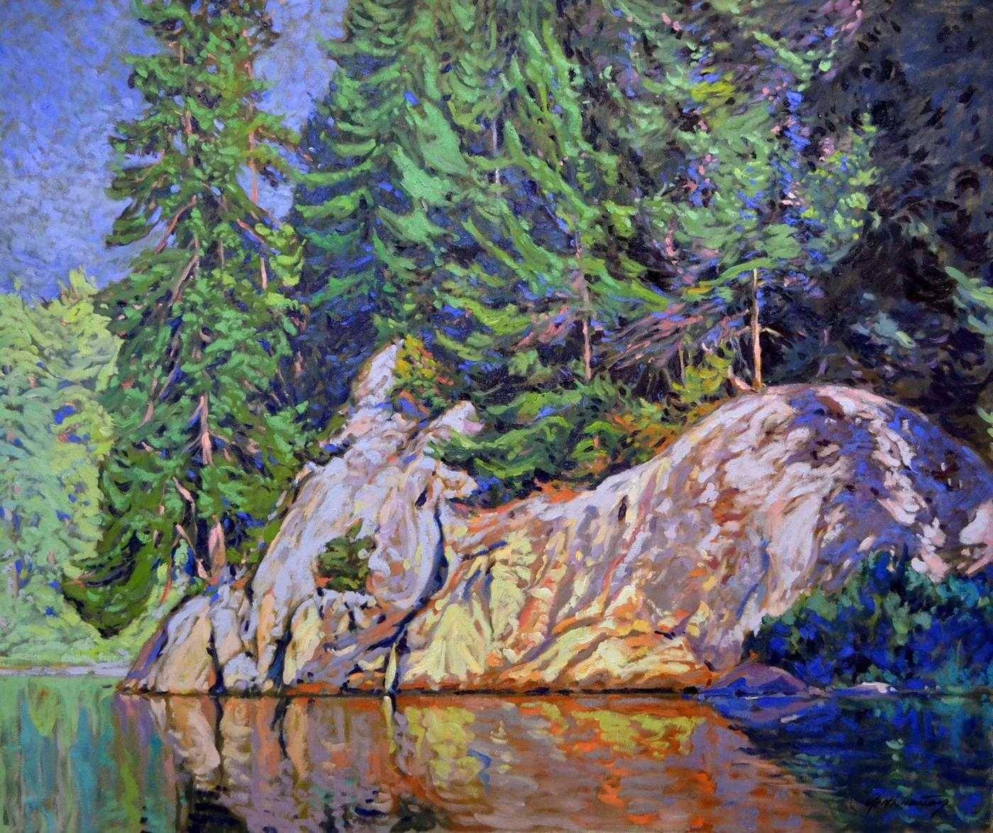 Garth Armstrong - Algonquin Pines