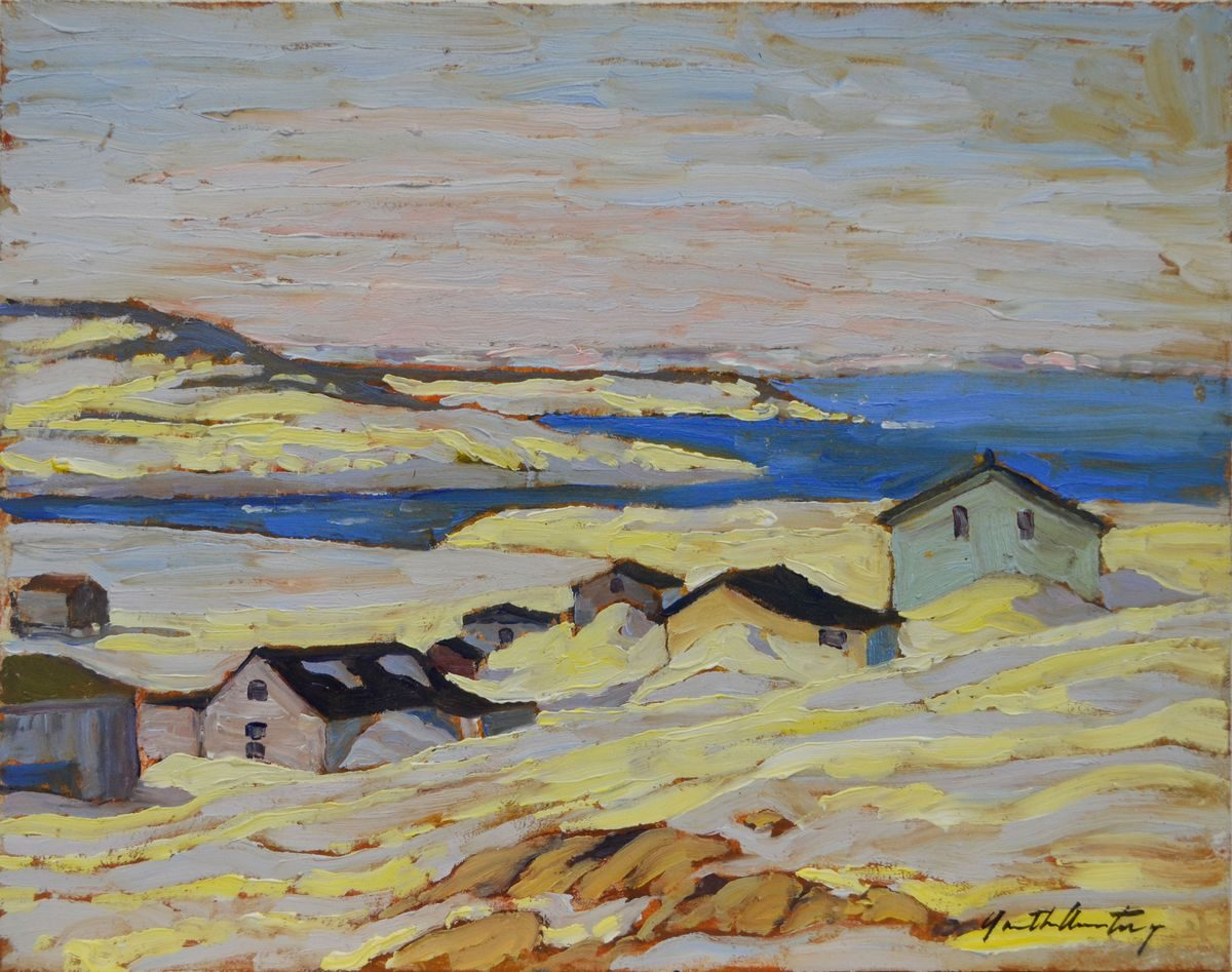 Garth Armstrong - Battle Harbour, Labrador