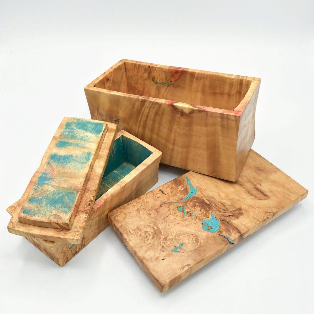 Ian MacDonald - Set of 2 boxes