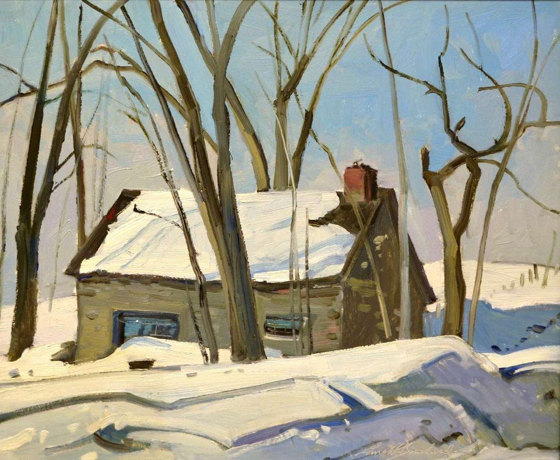 Lorne Holland Bouchard - The Milk House