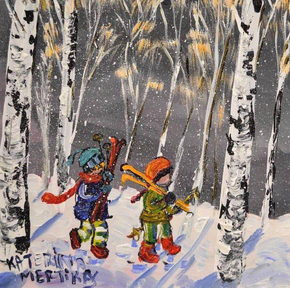 Katerina Mertikas - To the Slopes