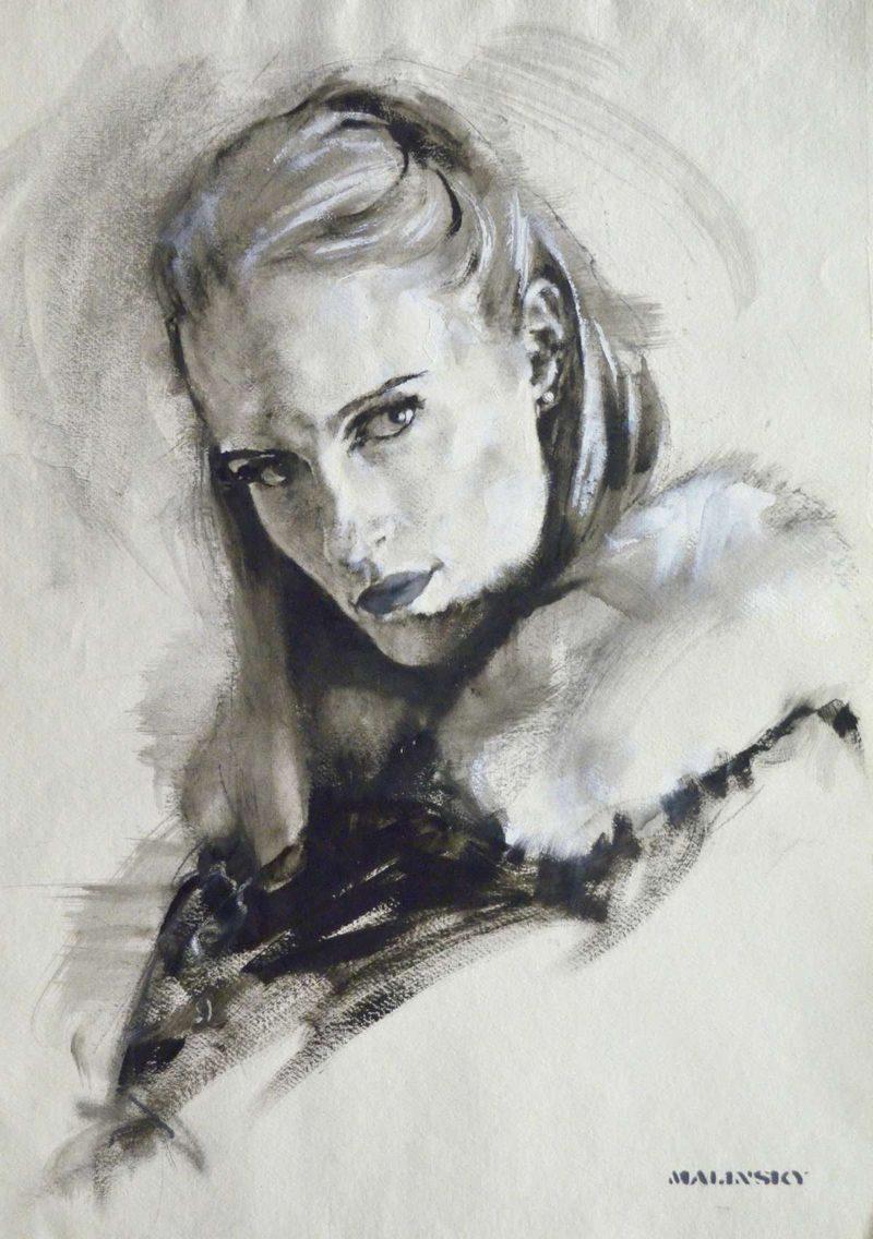 Charles Malinsky - Marissa