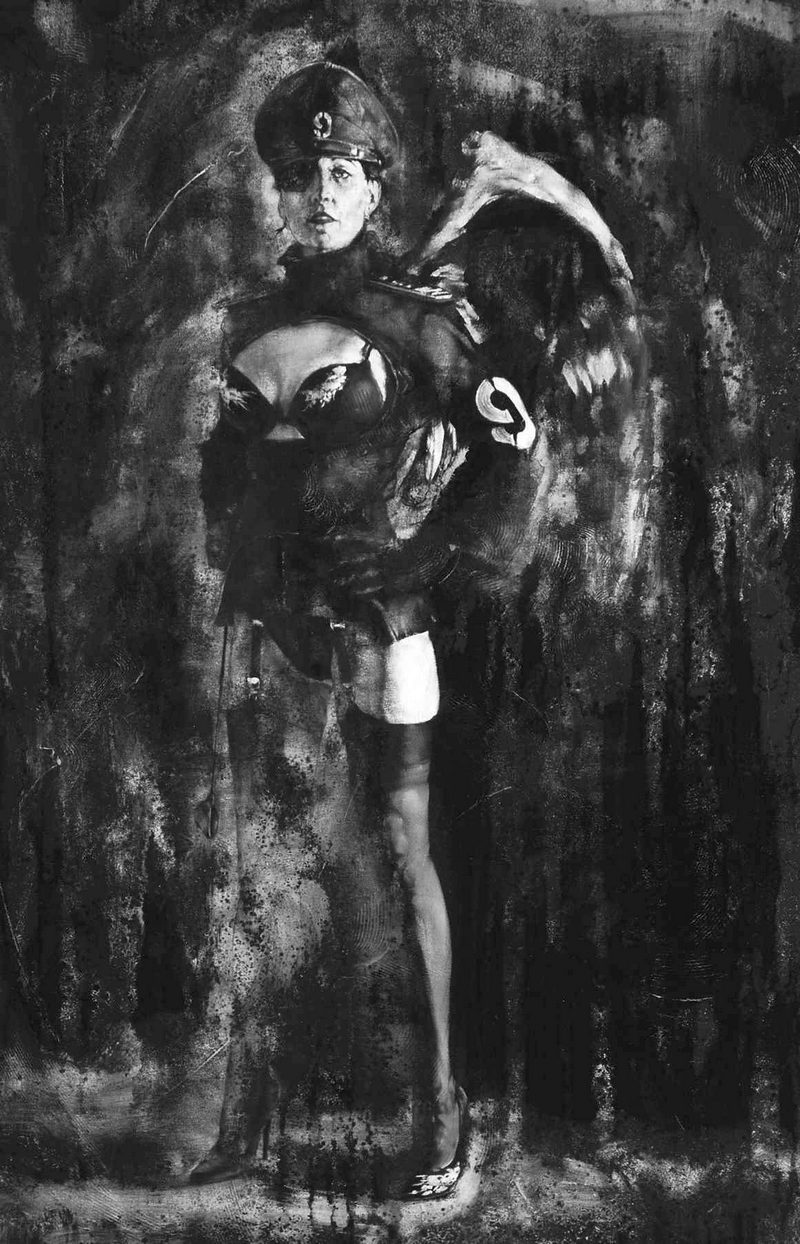 Charles Malinsky - But Oh the Den of Wild Things In The Darkness of Her Eyes