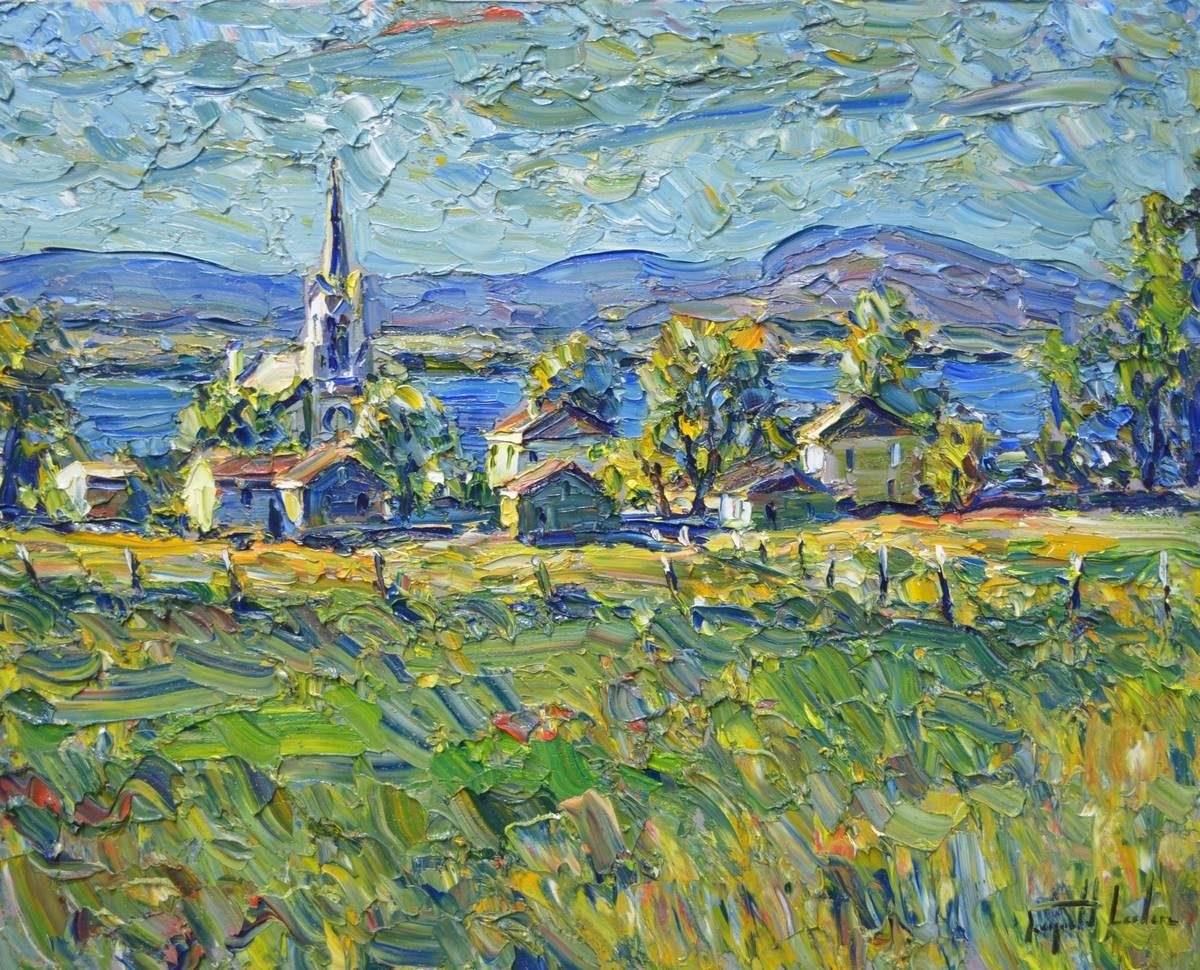 Raynald Leclerc - Saint-Vallier, Bellechasse