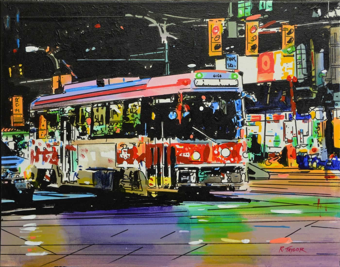 Rick Taylor - Light Rail