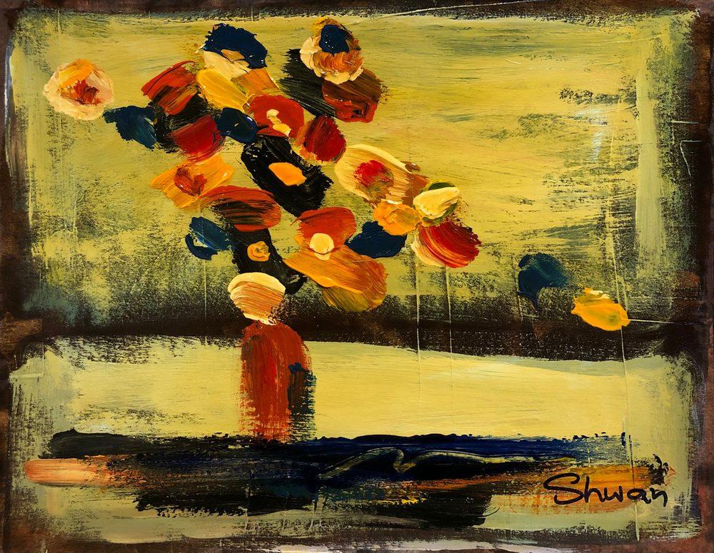 Shwan Dilorenzo - Floral Series IV