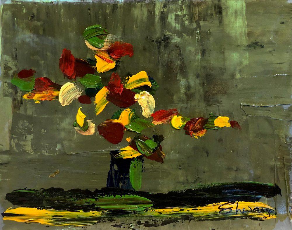 Shwan Dilorenzo - Floral Series VI
