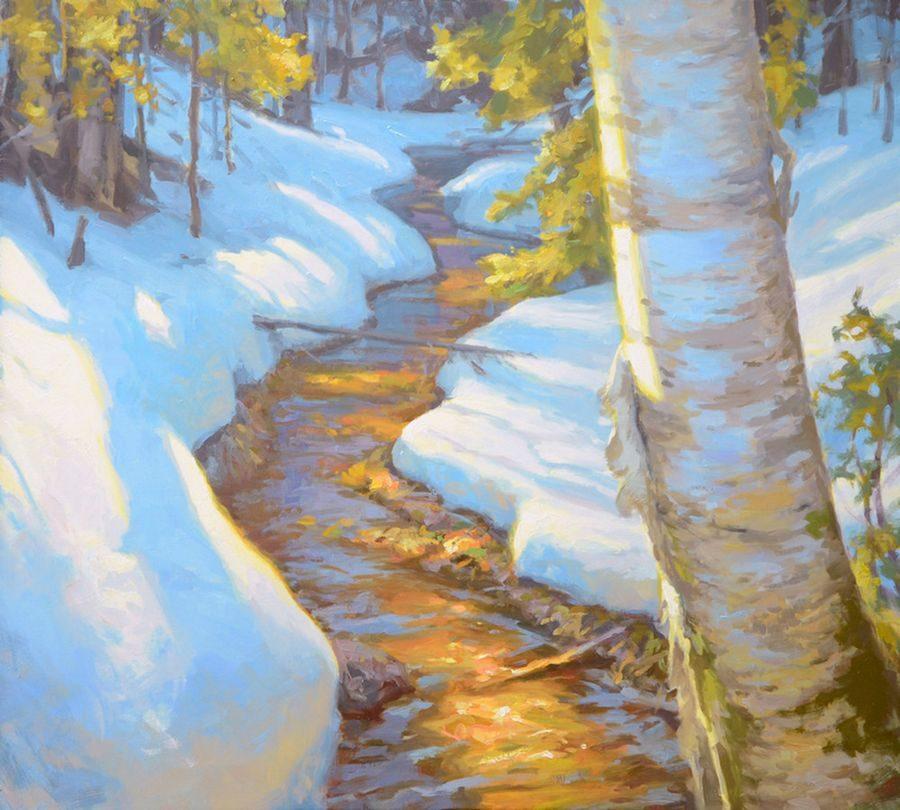 Tony Bianco - Along the Creek