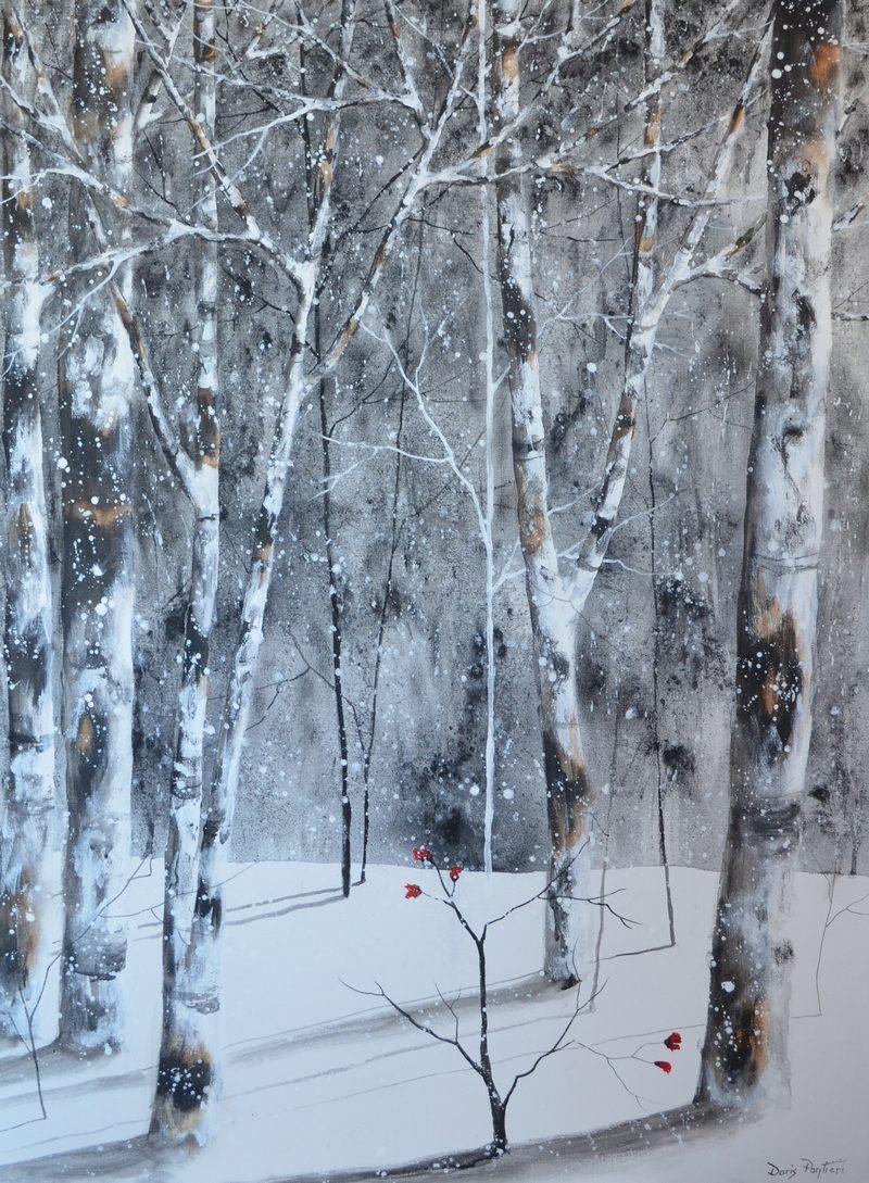 Doris Pontieri - Silent Snow