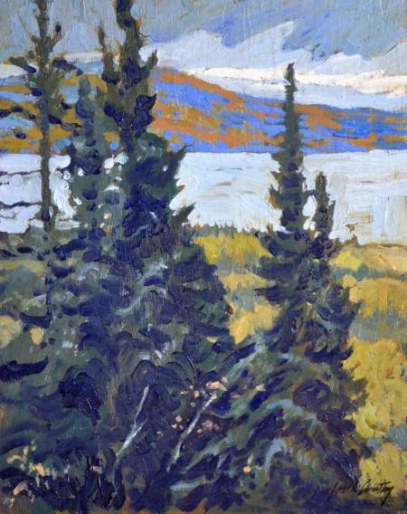 Garth Armstrong - Saguenay, QC.