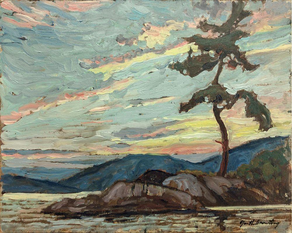 Garth Armstrong - Bennett Lake