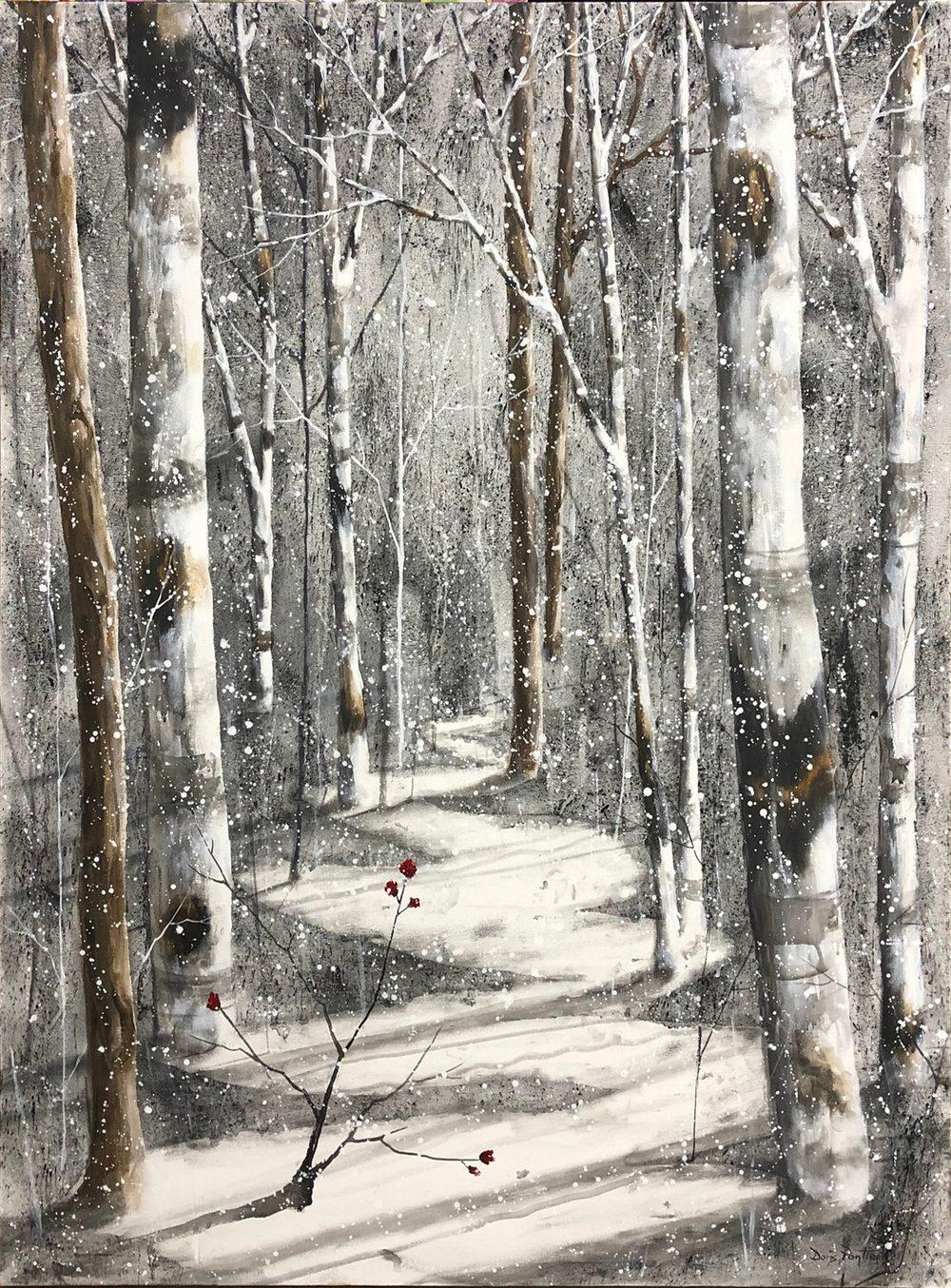 Doris Pontieri - Trail Ride