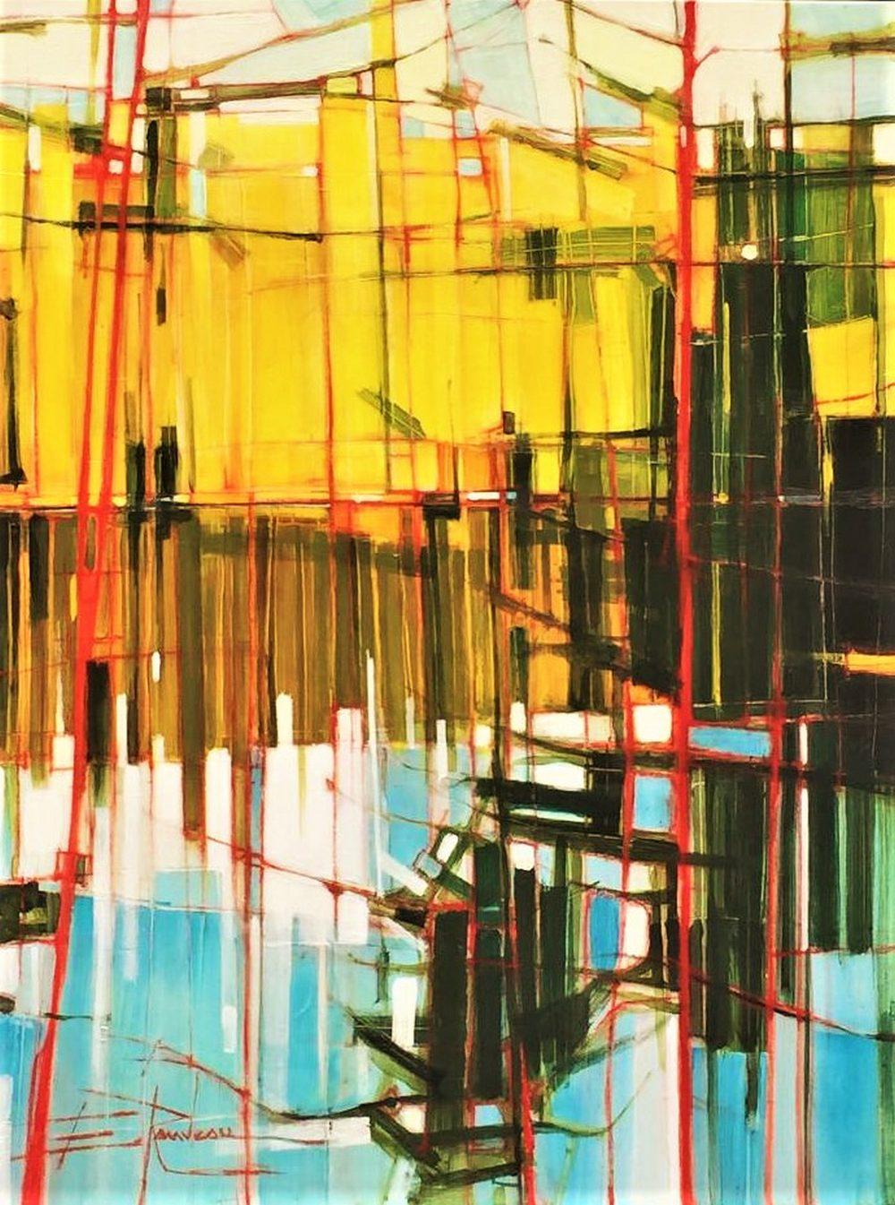 Eric Ranveau - Evening's Light, Muskoka