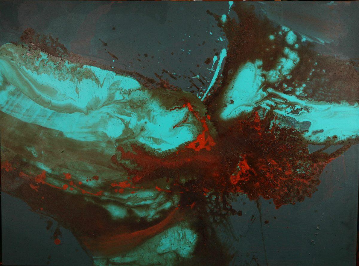 Lila Lewis Irving - Entanglement