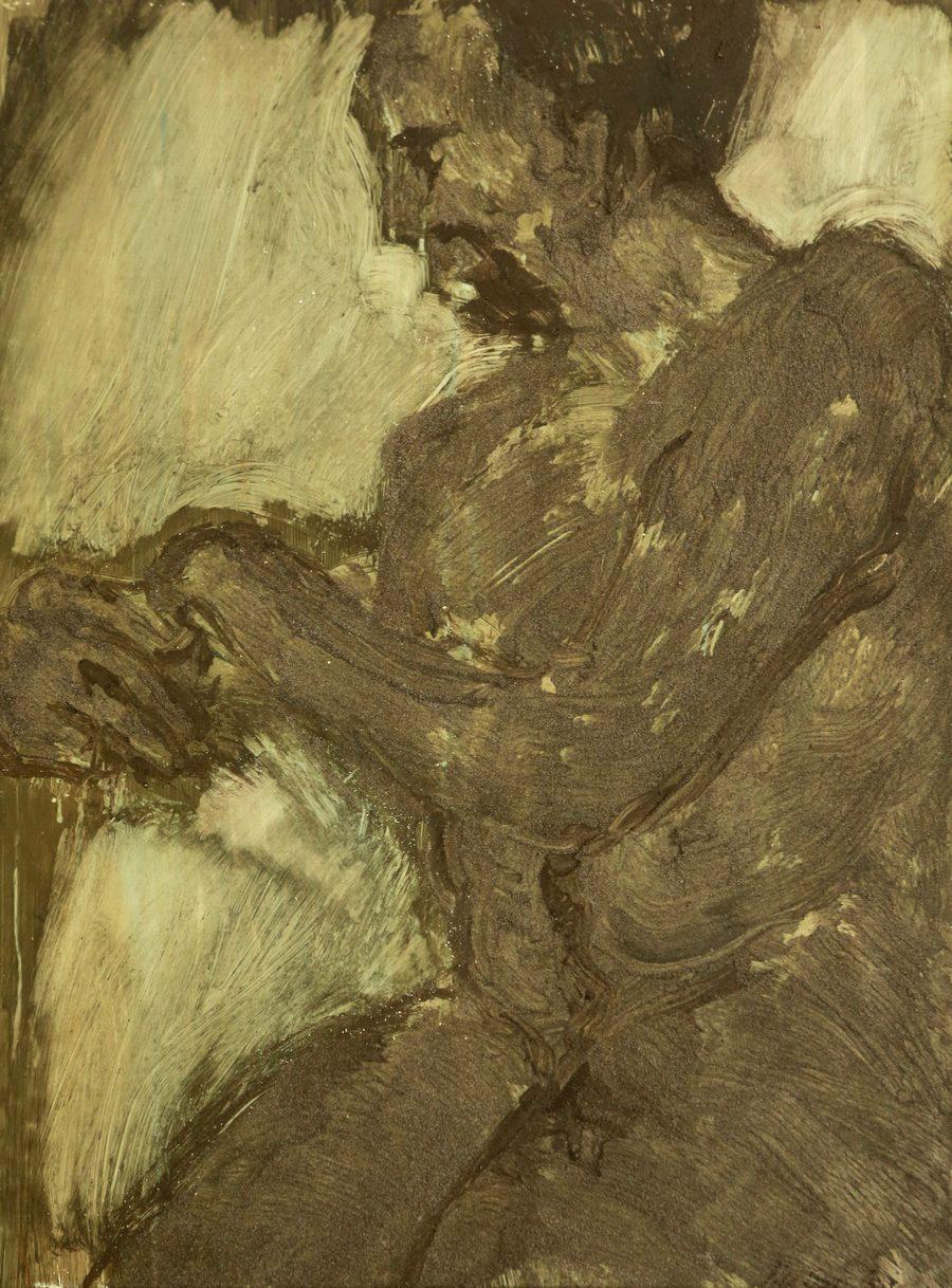 Lila Lewis Irving - Man