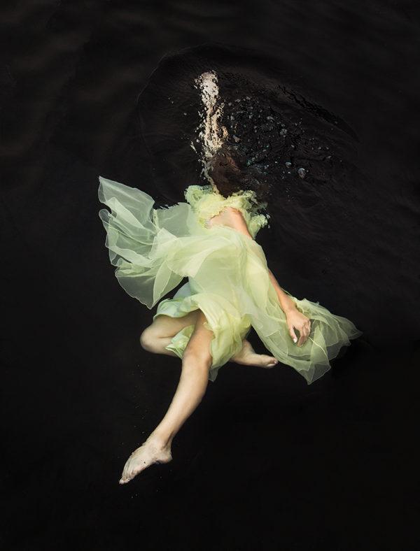 Lora Moore-Kakaletris - Water Dancer #3