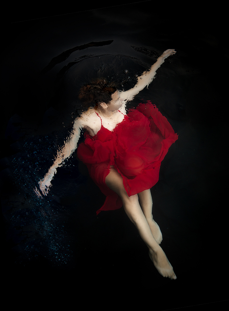Lora Moore-Kakaletris - Water Dancer #4