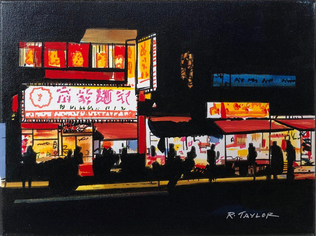 Rick Taylor - King's Noodles
